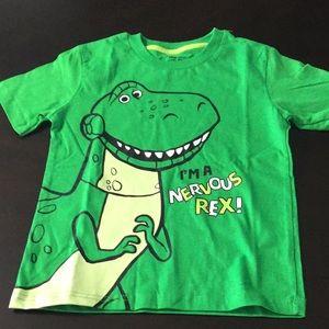 Disney Pixar~~New~~Toy Story Rex Tee 🦖